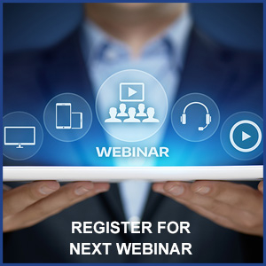 Live Webinar Presentations